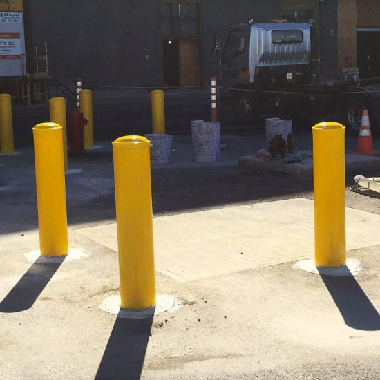 Bollards Protection